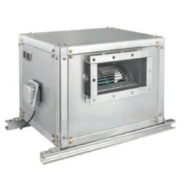 Ventilator carcasat tip BOX PROSSO QYF-225-C