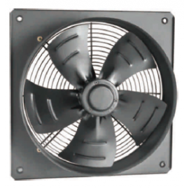 Ventilator axial de perete PROSSO 4700 mc/h