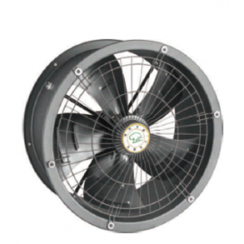Ventilator axial de tubulatura PROSSO 1800 mc/h
