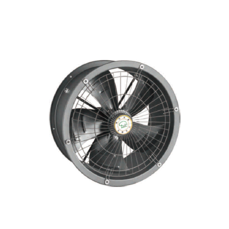 Ventilator axial de tubulatura PROSSO 20500 mc/h