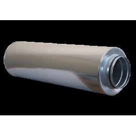 Atenuator zgomot D 630 mm L 1200 mm
