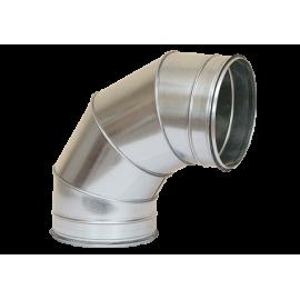 Cot 90 SPIRO   D 125 mm