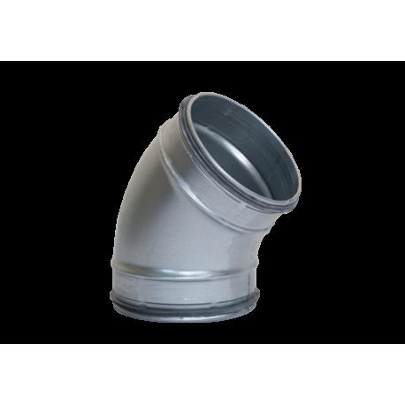 Cot 45 SPIRO   D  100 mm
