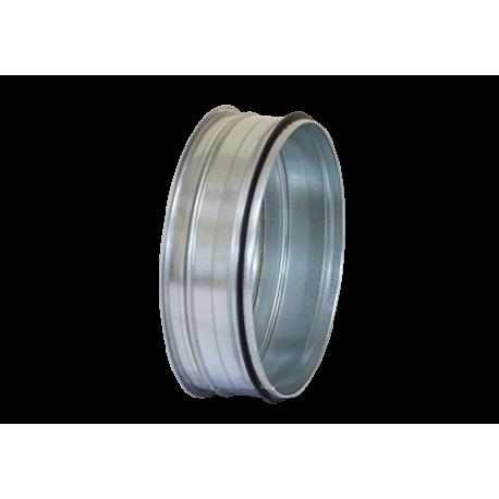 Capac pentru tubulatura SPIRO D160