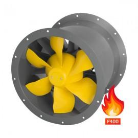 Ventilator axial de desfumare RUCK  AL 500 D4 F4 01 10000 mc/h