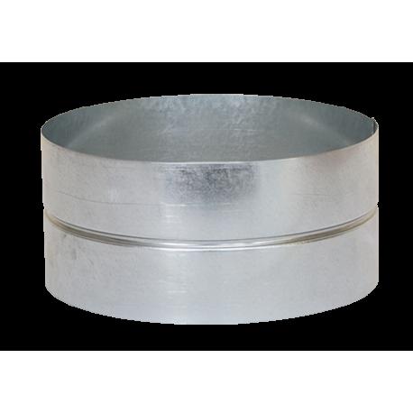 Conector SPIRO mufa-mufa D400 mm