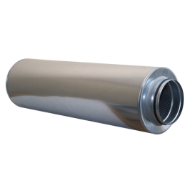 Atenuator zgomot D 100 mm L 600 mm