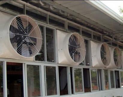 Ventilatoare axiale de evacuare
